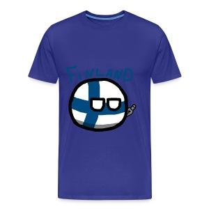 Finlandball - Men's Premium T-Shirt