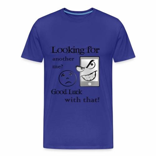 GOOD LUCK - Men's Premium T-Shirt