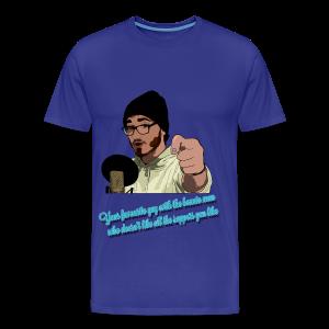 Your Favourite Beanie Man - Men's Premium T-Shirt