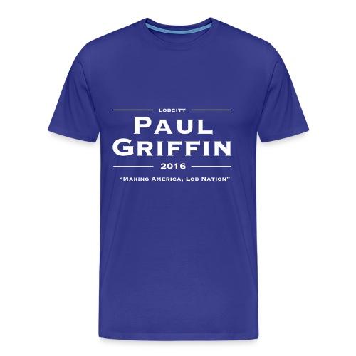 Paul Griffin - Men's Premium T-Shirt