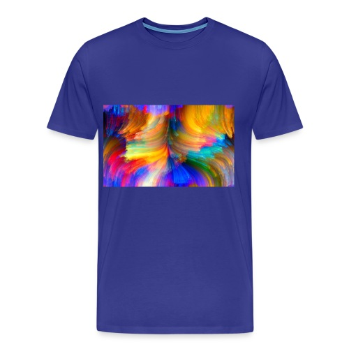 ColoredHair - Men's Premium T-Shirt