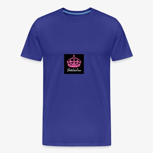 Boucher Fashion Logo - Men's Premium T-Shirt