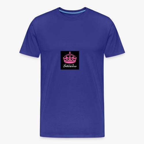 Boucher Fashion Logo - Men's Premium T-Shirt