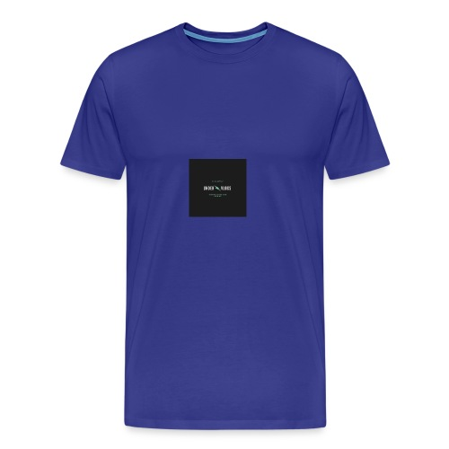 UNDER VLOGS - Men's Premium T-Shirt