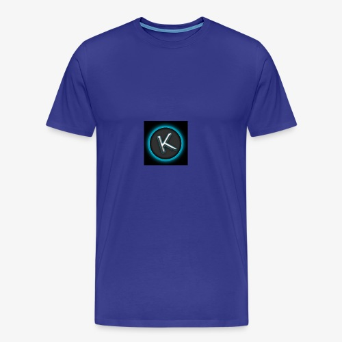 K Logo - Men's Premium T-Shirt