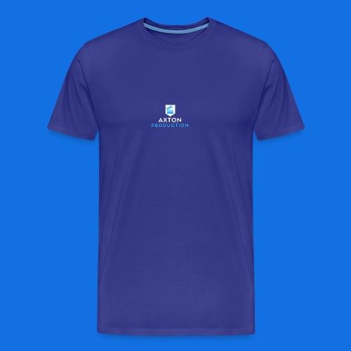 AxtonProduction Logo - Men's Premium T-Shirt