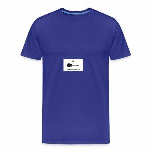 Come And Take It Guitar - Men's Premium T-Shirt