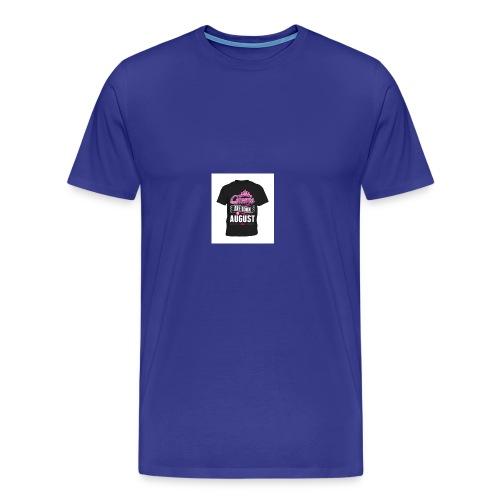 aout - Men's Premium T-Shirt