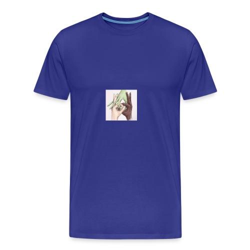 all beings matter - Men's Premium T-Shirt