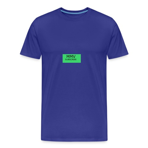 MMV BEST IN ONE - Men's Premium T-Shirt