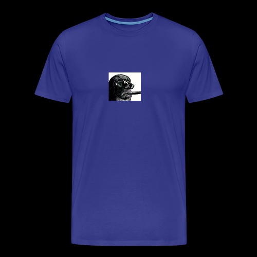 Aviator Monky - Men's Premium T-Shirt