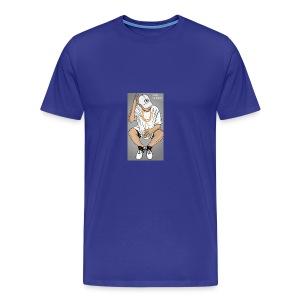 083242F8 3A6F 454D BCB3 EE3D02040A43 - Men's Premium T-Shirt