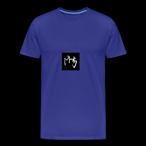LOGO M H P S 2 black - Men's Premium T-Shirt