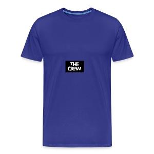 the crew logo - Men's Premium T-Shirt
