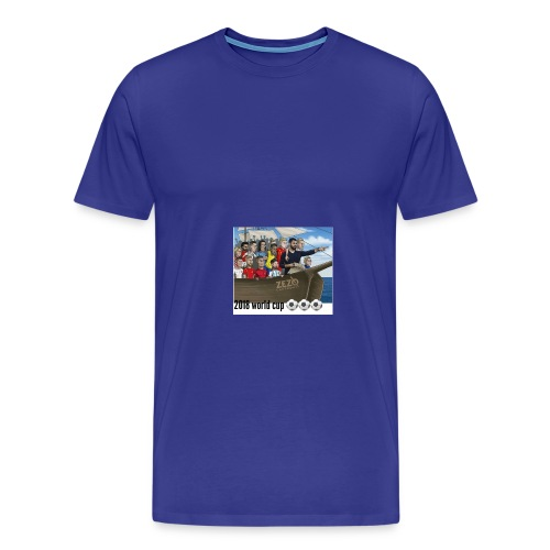 world cup - Men's Premium T-Shirt