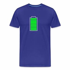 Full Charge - Men's Premium T-Shirt