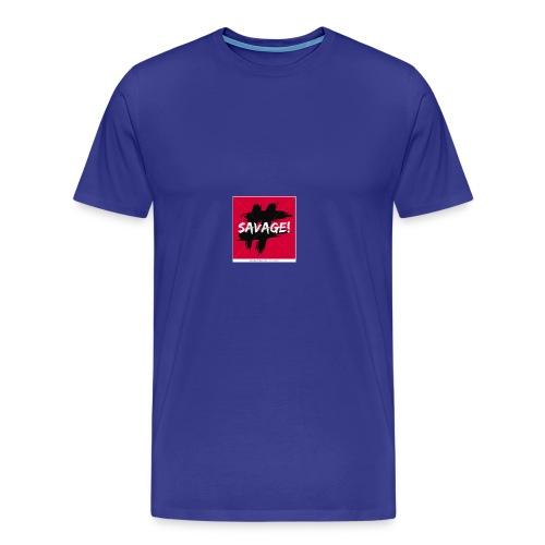 brandonnev logo - Men's Premium T-Shirt