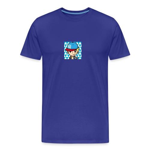 FaceQ1498685113923 1 - Men's Premium T-Shirt