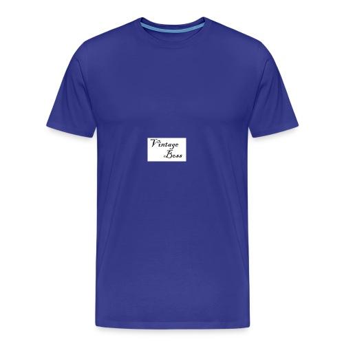 Vintage - Men's Premium T-Shirt