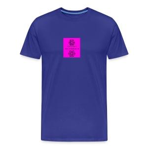 The expert logo - Men's Premium T-Shirt