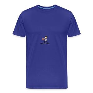 AJAACKS208 ball is life - Men's Premium T-Shirt