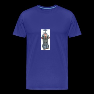 vacile droid - Men's Premium T-Shirt
