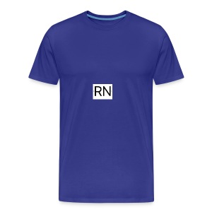 RN_Logo_small - Men's Premium T-Shirt