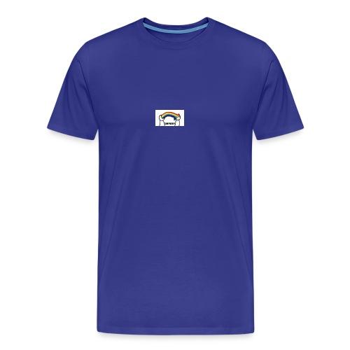 hai - Men's Premium T-Shirt