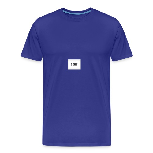 The ZER0 Brand - Men's Premium T-Shirt