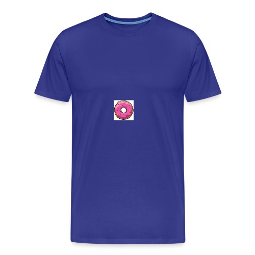 DONUT FOR ENTERPRISE - Men's Premium T-Shirt