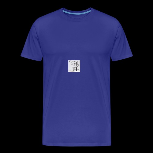 Music Mic - Men's Premium T-Shirt