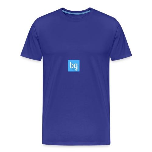 bg - Men's Premium T-Shirt