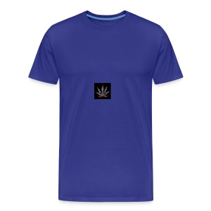 Rebel leaf - Men's Premium T-Shirt