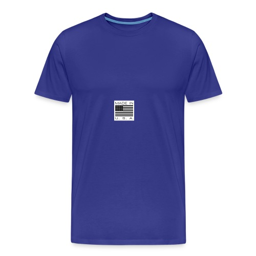 This is who I am - Men's Premium T-Shirt