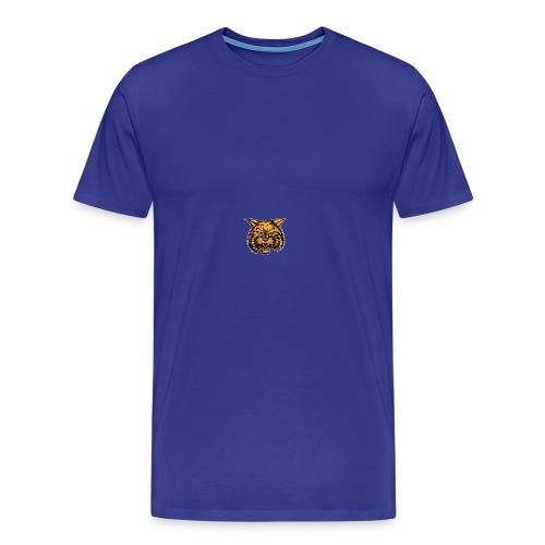 bobcatlogo - Men's Premium T-Shirt