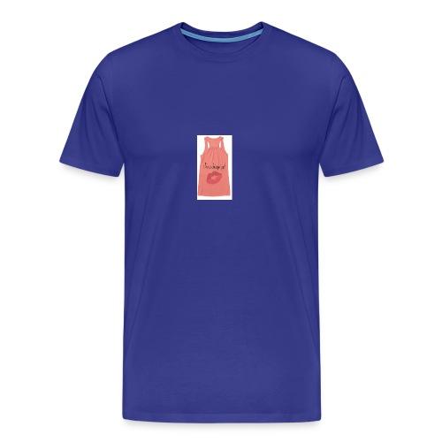Chicago girl - Men's Premium T-Shirt