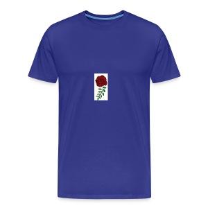 Rose Design - Men's Premium T-Shirt