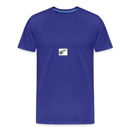 tribal koi - Men's Premium T-Shirt