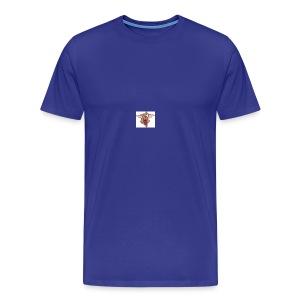 CrazyDog - Men's Premium T-Shirt
