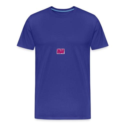 Pink Twitchgang Logo - Men's Premium T-Shirt