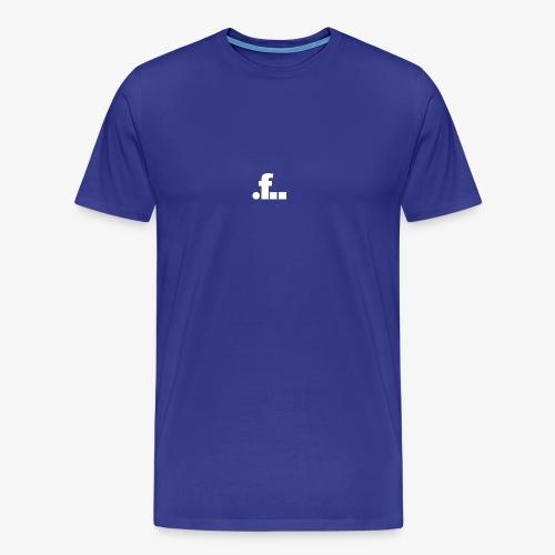 dot f.. - Men's Premium T-Shirt