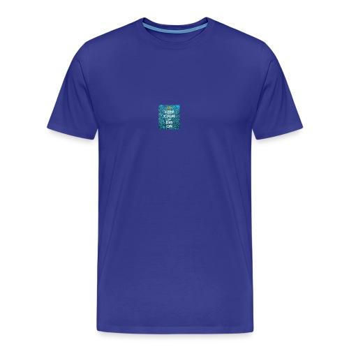 dab design by jj - Men's Premium T-Shirt
