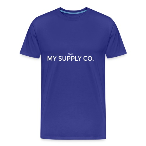 Team My Supply Co. - Men's Premium T-Shirt