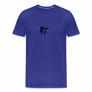 International thrills logo - Men's Premium T-Shirt
