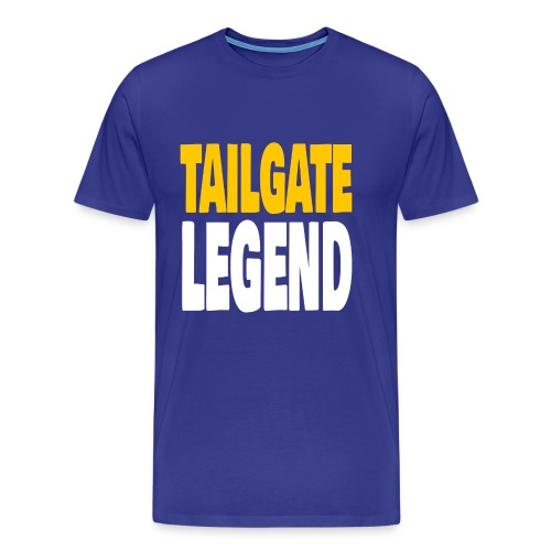 TAILGATE LEGEND - Men's Premium T-Shirt