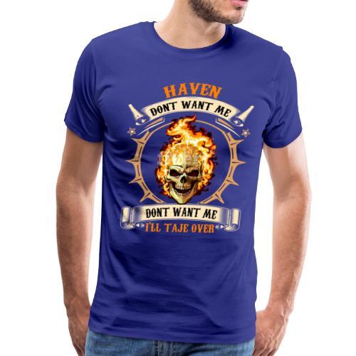 DONT WANT ME - Men's Premium T-Shirt