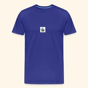 FURIOUS DOLPHIN - Men's Premium T-Shirt