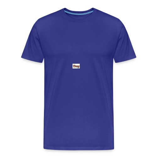 Troy Logo - Men's Premium T-Shirt