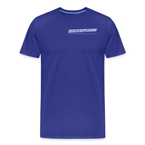 Bunnyplayz mirror effect - Men's Premium T-Shirt