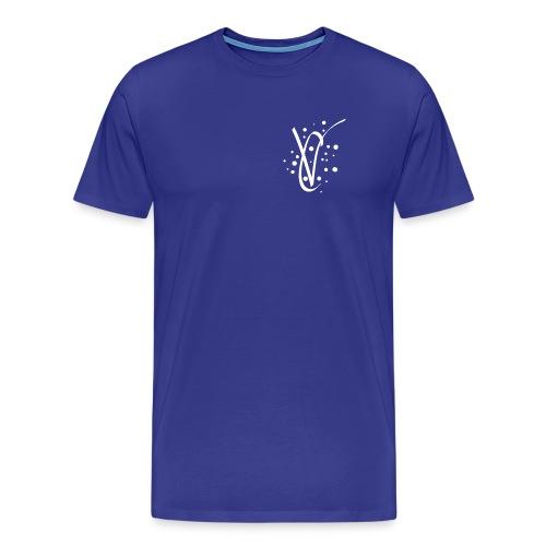 Crisp vlogs - Men's Premium T-Shirt